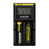 Nitecore Digicharger D2 (ROZBALENO)
