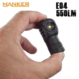 Manker E04 550lm + USB 16340 bundle