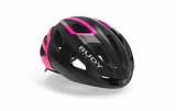Rudy Project STRYM Black - Pink Fluo (Shiny)