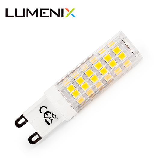 LED žárovka G9 6.8W Lumenix Studená