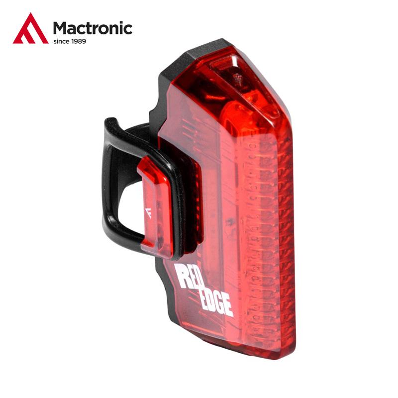 Mactronic Red Edge zadní světlo na kolo