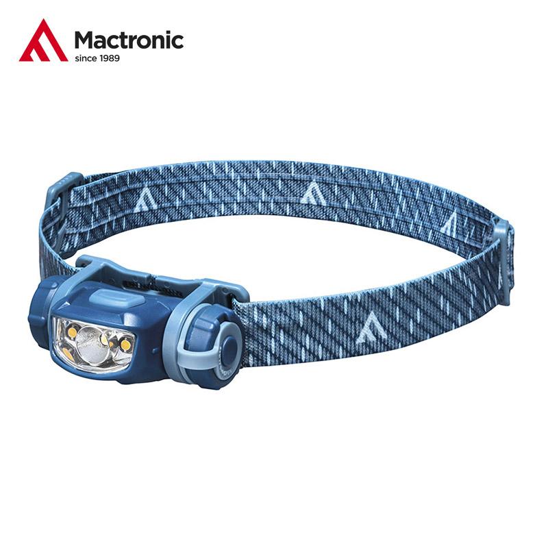 MacTronic Photon čelovka 90lm (1x AA)