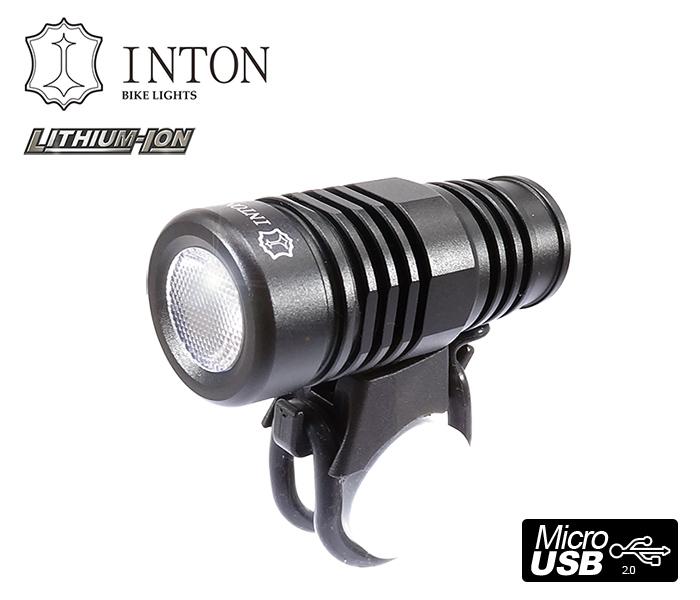 Inton Bee USB cyklosvítilna 200lm