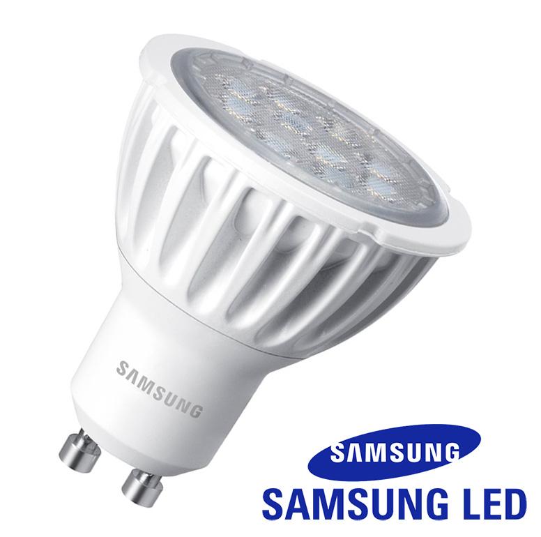 Samsung GU10 4,6W 310lm 40st teplá