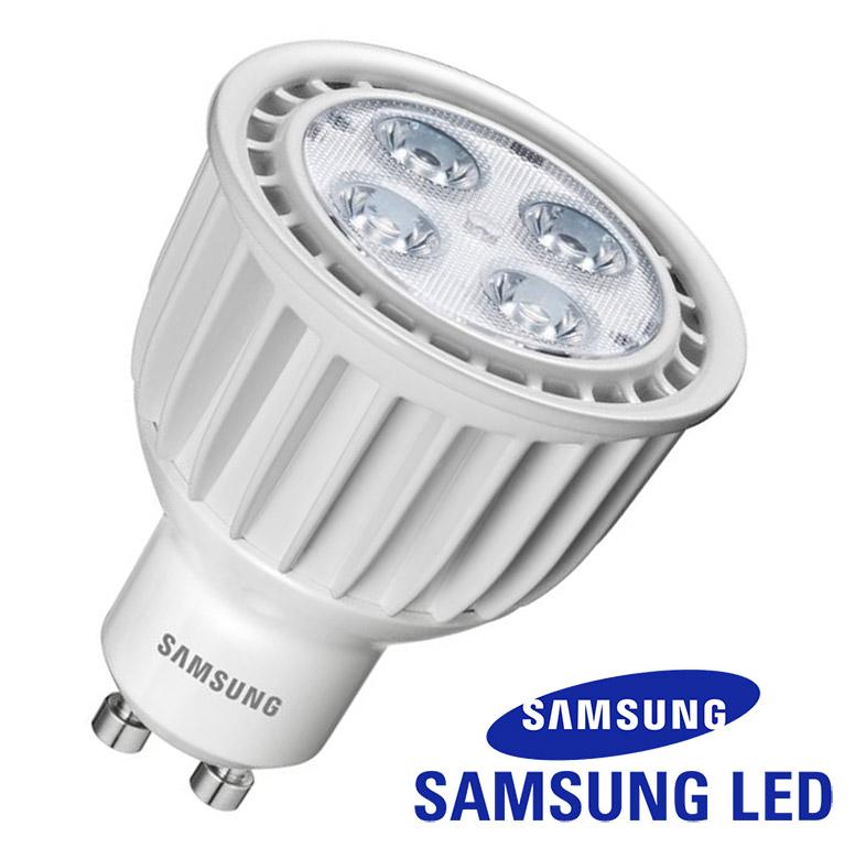 Samsung GU10 6,5W 420lm 40st teplá