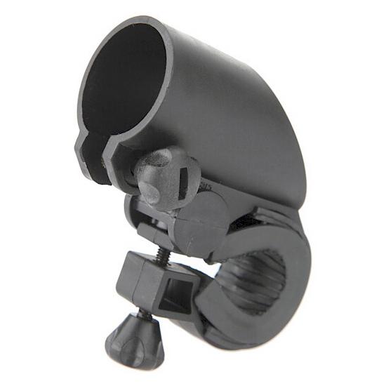 Držák na kolo pro LED svítilny pevný D