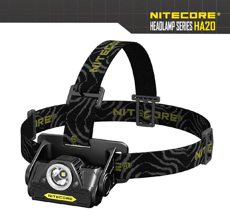 Nitecore HA20