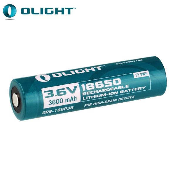 Baterie Li-Ion 18650 Olight 3.6V 3600mAh