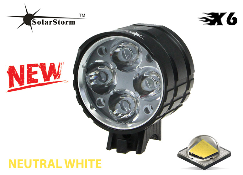 SolarStorm X6 Neutral White