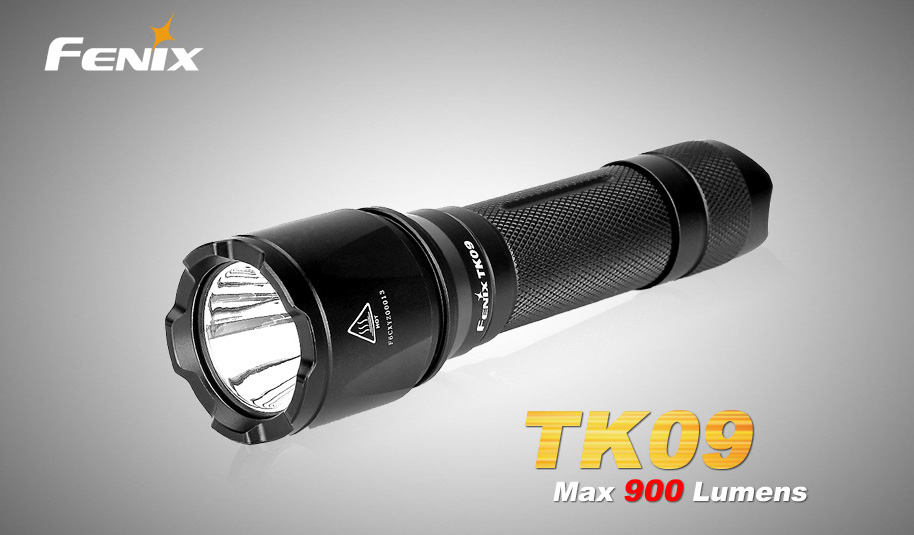 Fenix TK09 XP-L