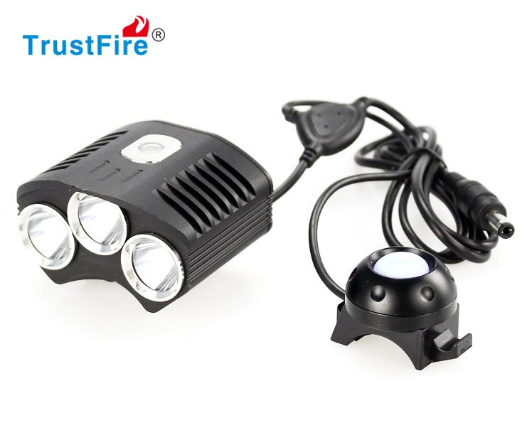 TrustFire TR-D009 cyklosvítilna přední