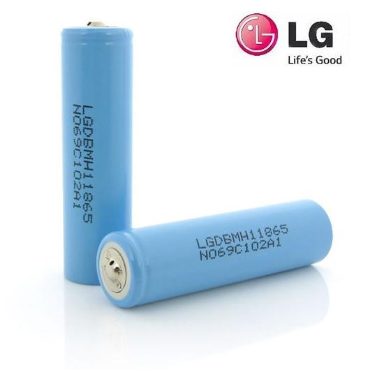 Baterie Li-Ion 18650 LG 3200mAh Protected
