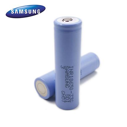 Baterie Li-Ion 18650 Samsung 3300mAh Protected
