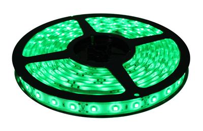 EcoLed LED pásek 1M, zelený, 60 led, SMD5050 vodotěsný