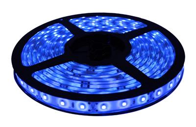 EcoLed LED pásek 1M, modrý, 60 led, SMD5050 vodotěsný