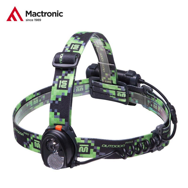 LED Čelovka MacTronic Epic (3x AA)