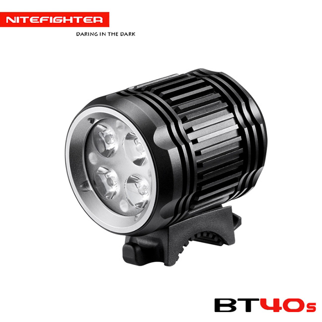 NiteFighter BT40s LED Cyklosvítilna