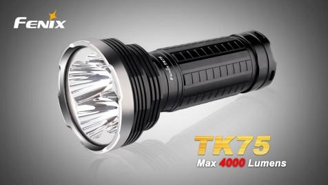 Fenix TK75 v2015