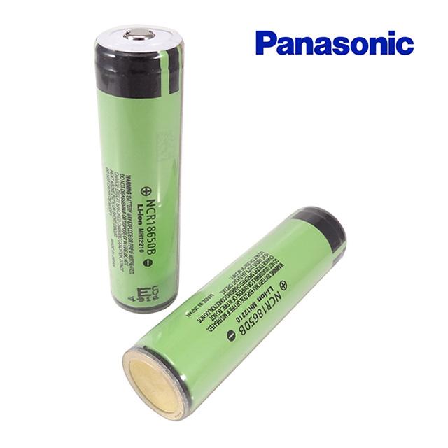 Baterie Li-Ion 18650 Panasonic 3.7V 3400mAh Protected