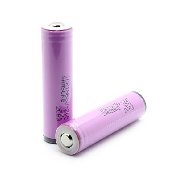 Baterie Li-Ion 18650 Samsung 3.7V 2600mAh Protected