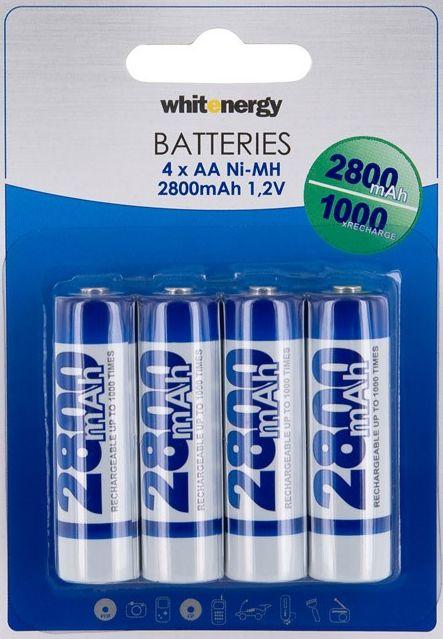 Nabíjecí baterie Whitenergy AA 2800 NiMH 1ks