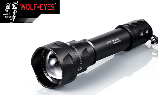 Wolf-Eyes Nite Hunter XP-L V5 Turbo Hunting Full Set