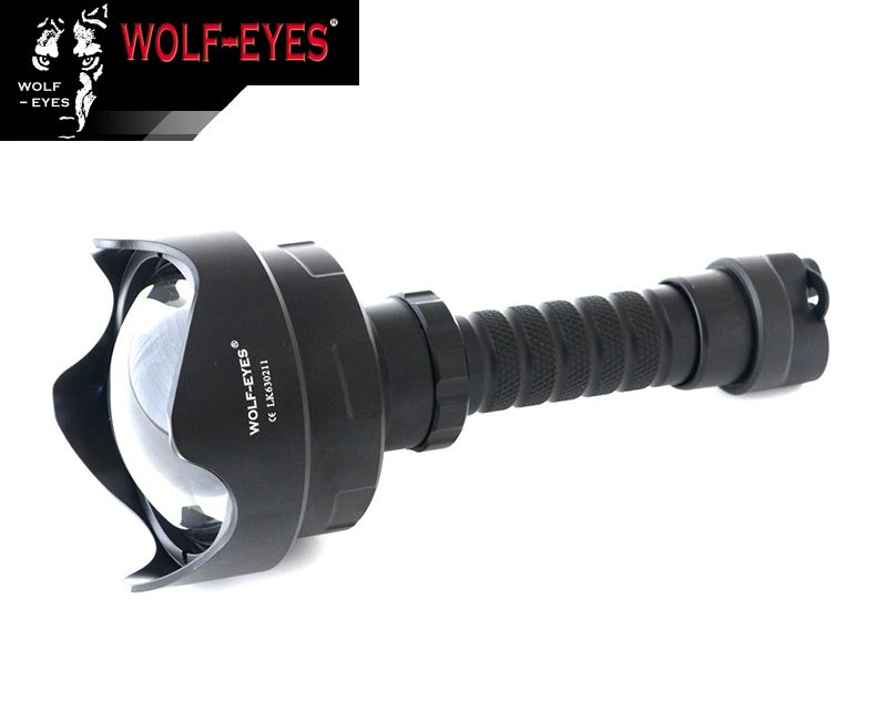 Wolf-Eyes Seal XP-L V5 Turbo +Zoom Hunting Full Set