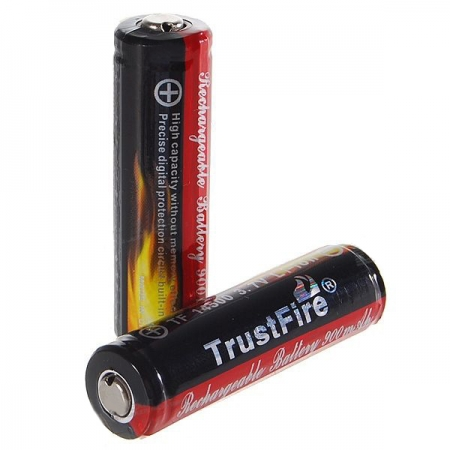 Baterie Li-Ion 14500 TrustFire 3.7V 900mAh Protected
