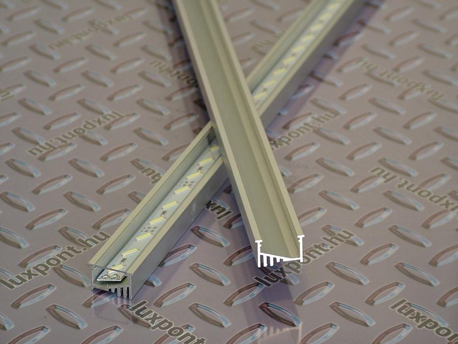 Hliníkový profil 2M pro LED pásek H-009 Asymetric