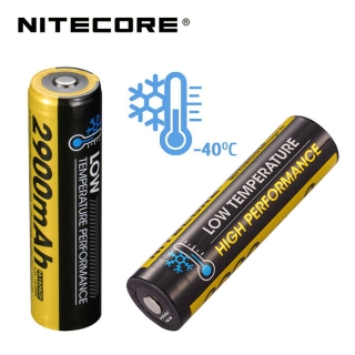 Baterie Li-ion 18650 Nitecore 2900mAh LOW TEMPERATURE NL1829LTP