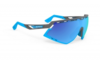 Rudy Project DEFENDER Pyombo Matte - RP Optics Multilaser Blue