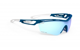 Rudy Project TRALYX  Blue Metal Matte - RP Optics Multilaser azur