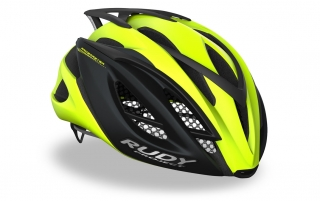 Rudy Project- Racemaster Yellow Fluo - Black (Matte)