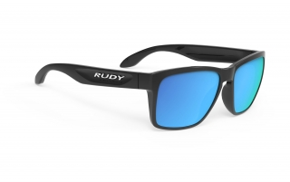 Rudy Project SPINHAWK Black Gloss - RP Optics Multilaser Blue