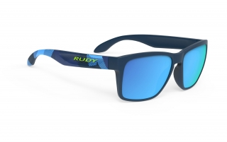 Rudy Project SPINHAWK Blue Navy M.-Camo Blue Navy - RP Optics Multilaser Blue