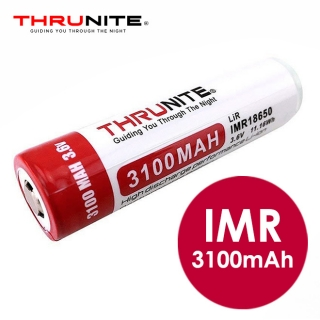 Baterie Li-ion 18650 Thrunite IMR 3100mAh 15A